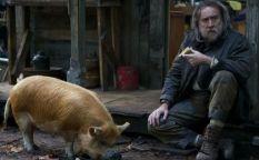 Espresso: Nicolas Cage y su cerdo trufero, Lynne Ramsay repite con Joaquin Phoenix y Aardman plantea un atraco entre ratones