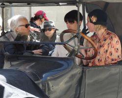 Espresso: Jane Campion estará en el Festival de Venecia, thriller de ciencia ficción de Garth Davis, Julianne Moore y Natalie Portman ruedan con Todd Haynes y Dustin Hoffman y Sissy Spacek pareja otoñal