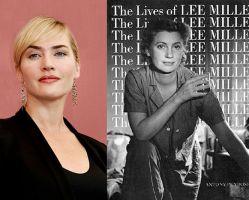 Espresso: Kate Winslet y la apasionante vida de la fotoperiodista Lee Miller
