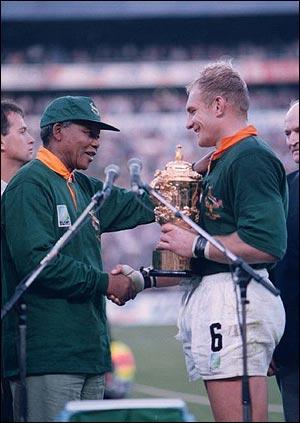 InvictusClintEastwoodSudafrica1995