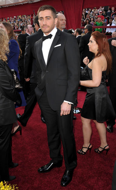 Oscar2010AlfombraRojaJakeGyllenhaal