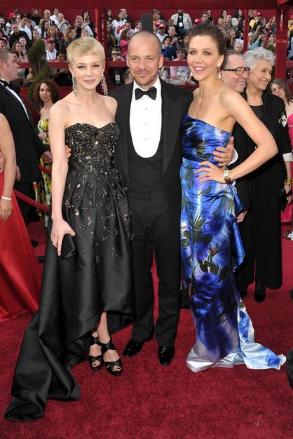 Oscar2010AlfombraRojaMulliganSarsgaardGyllenhaal