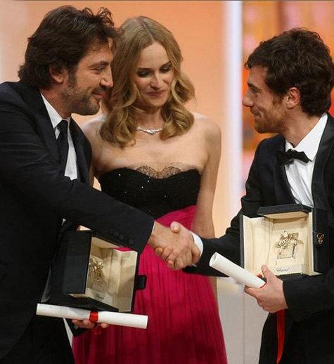 Cannes2010JavierBardemGanador01