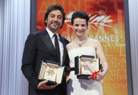 Cannes2010JavierBardemJulietteBinoche