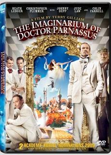 DVDElimaginariodelDoctorParnassus