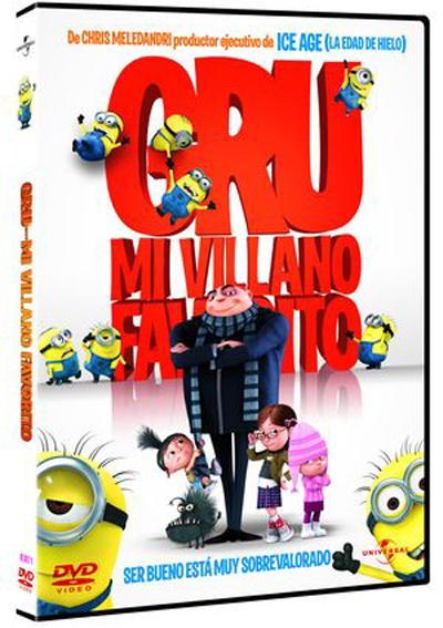 DVDGrumivillanofavorito
