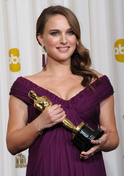 Oscar2011NataliePortmanGanadora