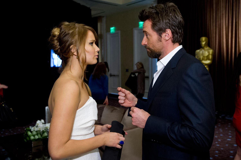 PREMIOS >> The Oscars 2013 (Ganadores Pág. 4) - Página 3 ConexionOscar2013AlmuerzonominadosJackmanLawrence