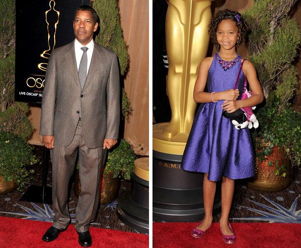 PREMIOS >> The Oscars 2013 (Ganadores Pág. 4) - Página 3 ConexionOscar2013AlmuerzonominadosWashingtonQuvenzhane