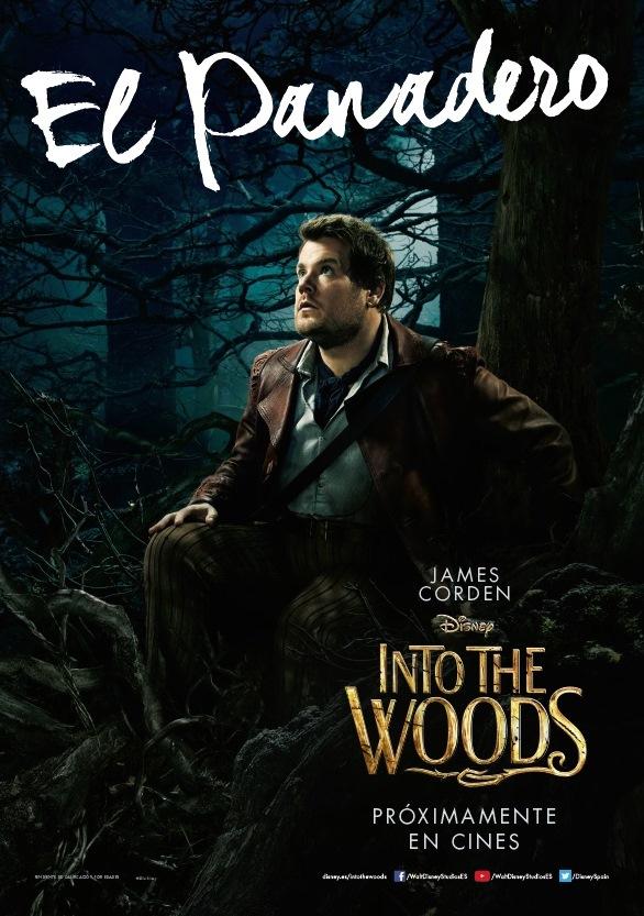 IntothewoodsCartelespersonajes01
