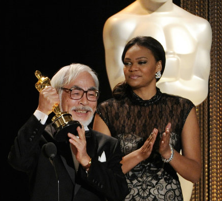 Oscar2015HonorificosHayaoMiyazaki