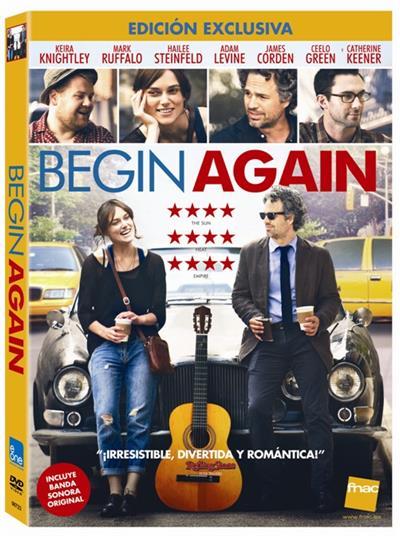 DVDBeginagain
