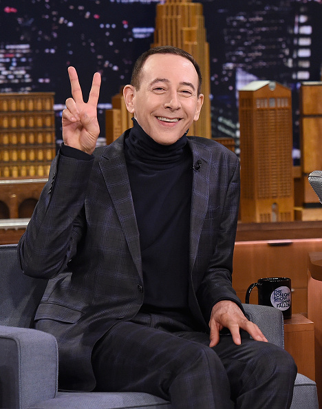 "Paul Reubens Visits ""The Tonight Show Starring Jimmy Fallon"""