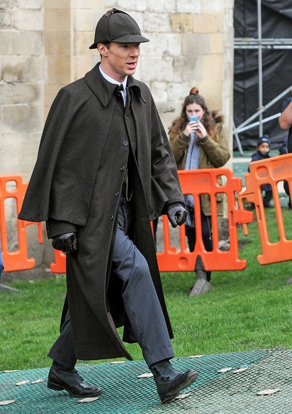 BenedictCumberbatchSherlock