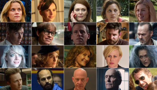 Oscar2015Actores
