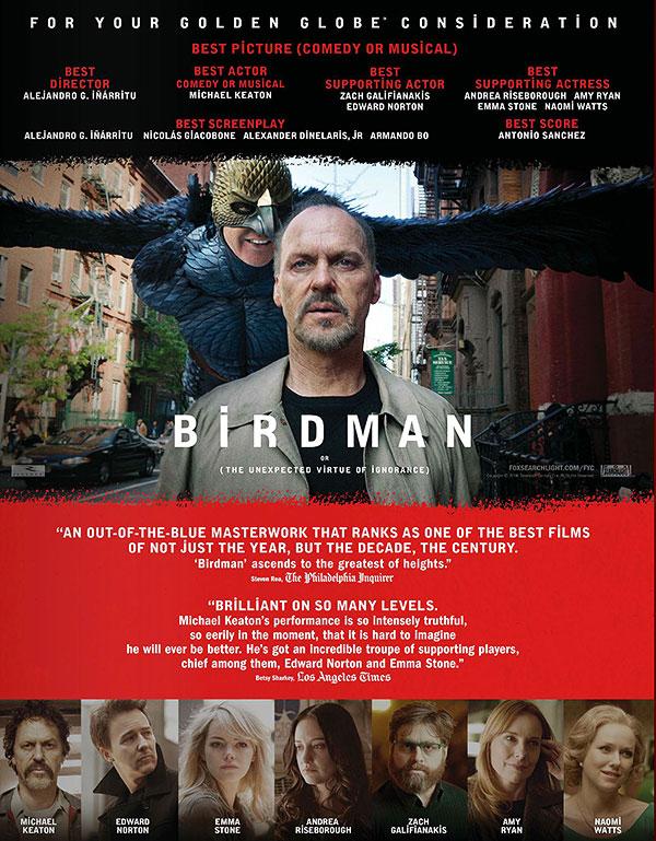 Oscar2015PeliculaBirdman