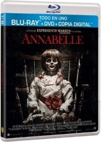DVDAnnabelle