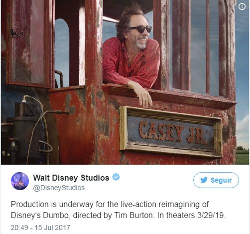 DumboTimBurton