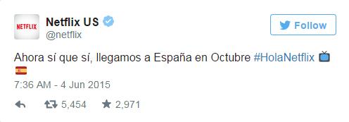 NetflixEspaña