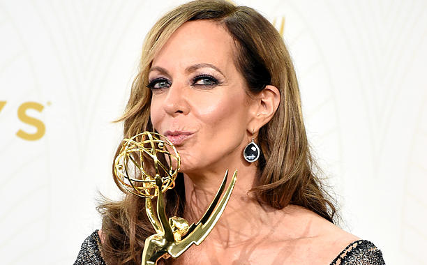 Emmys2015AllisonJanney
