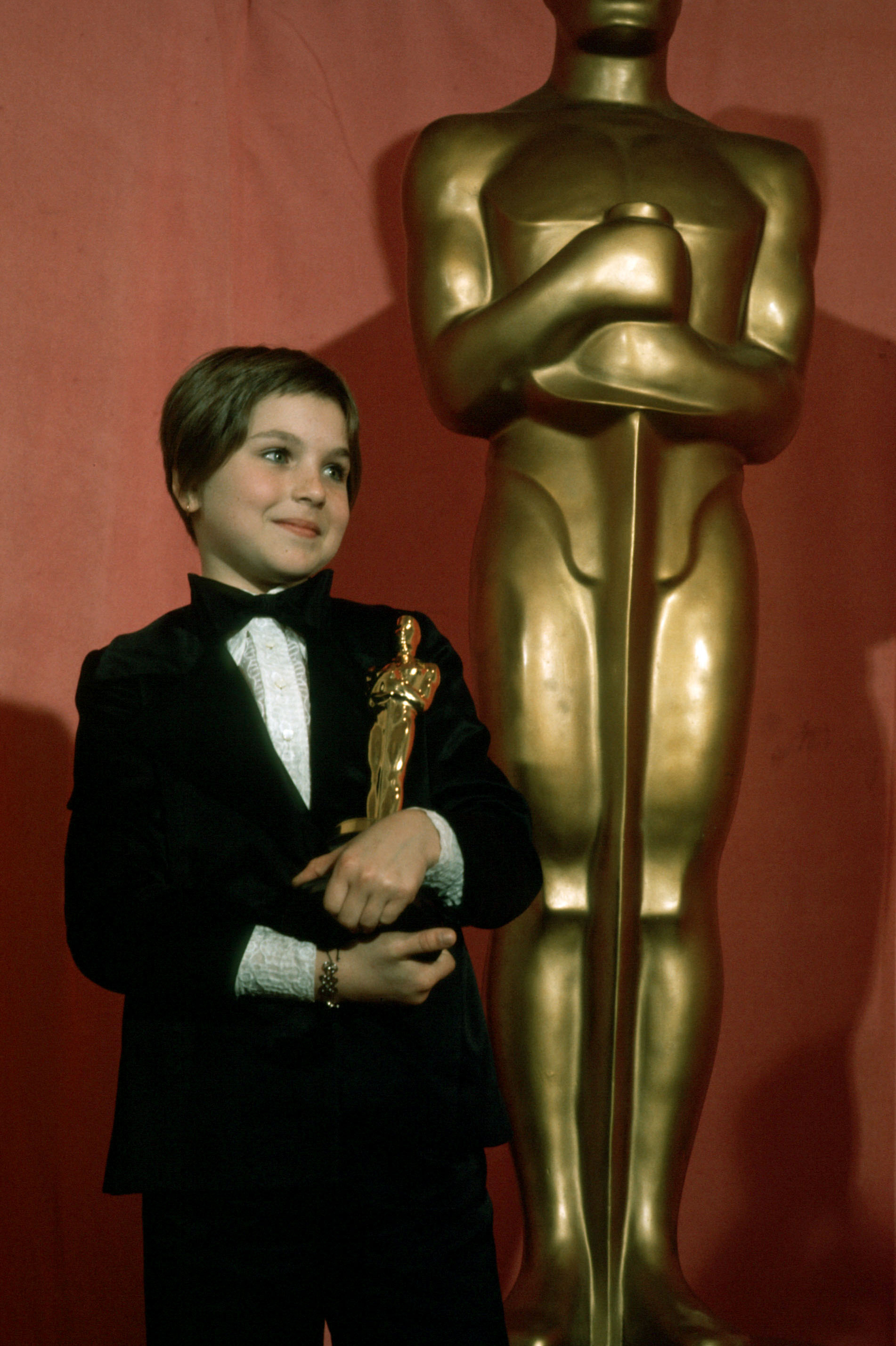 Tatum ONeal Oscar