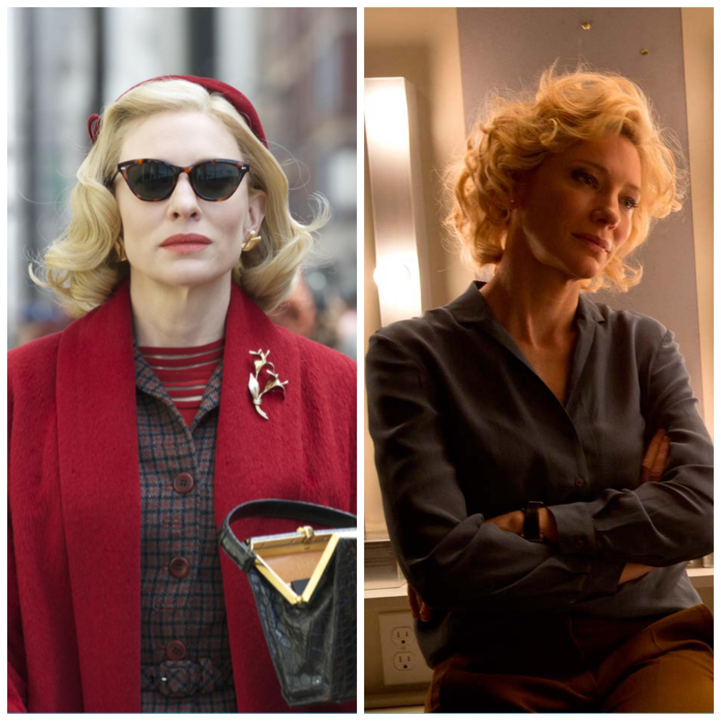 Cate Blanchett - Carol y Truth