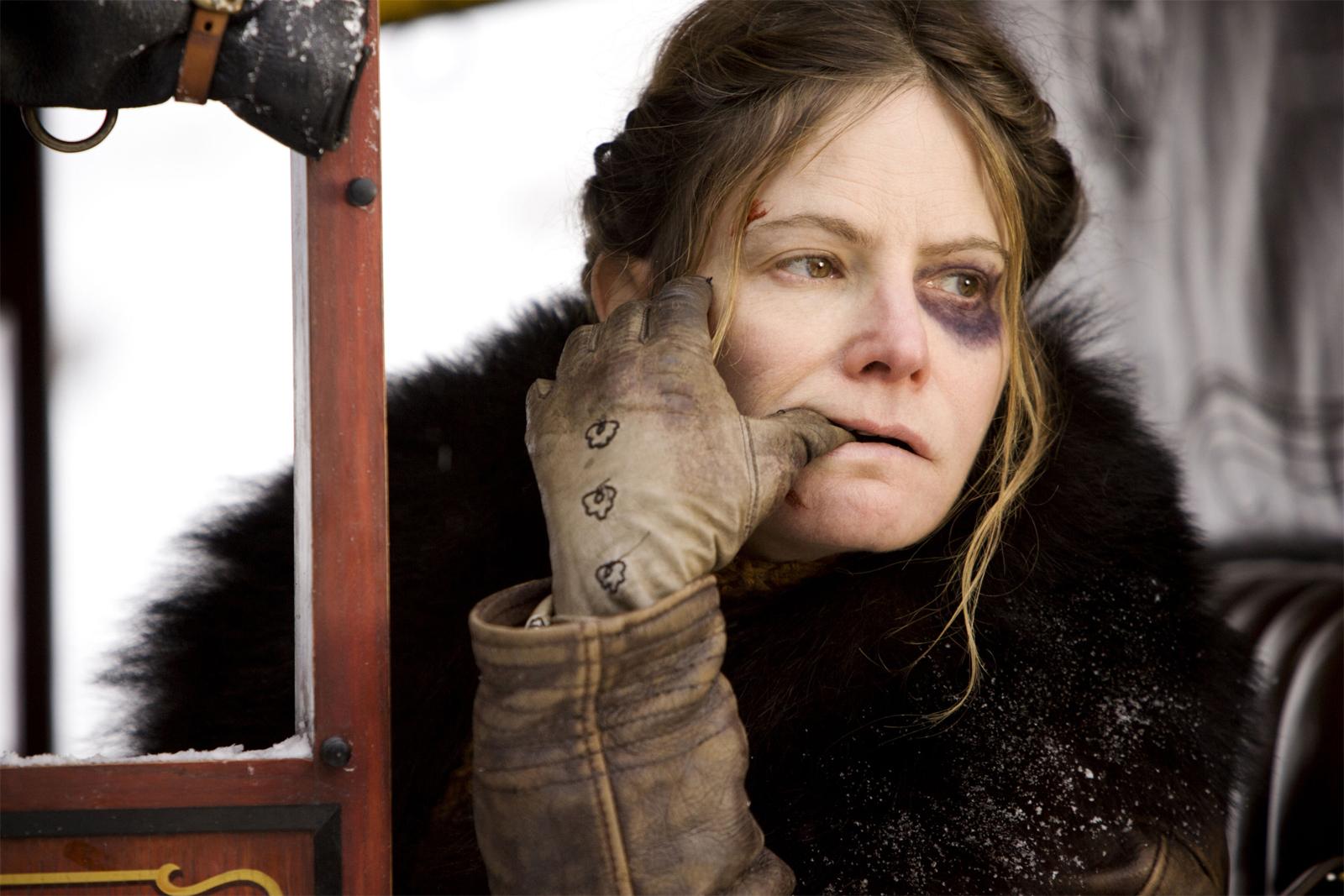 Jennifer Jason Leigh Los odiosos ocho