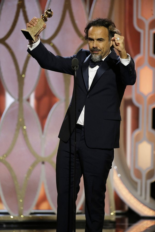 AlejandroGonzalezIñarrituGlobosdeOro