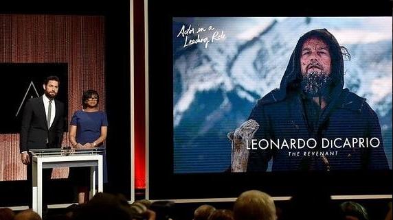 Oscar2016LeonardoDiCaprioNominaciones