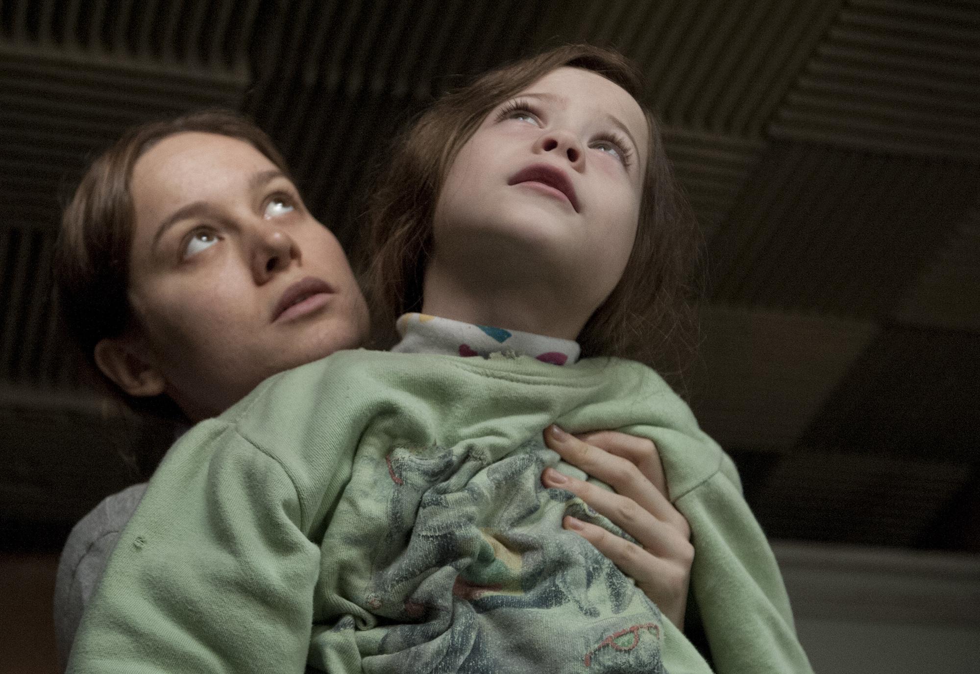 Brie Larson por La habitación