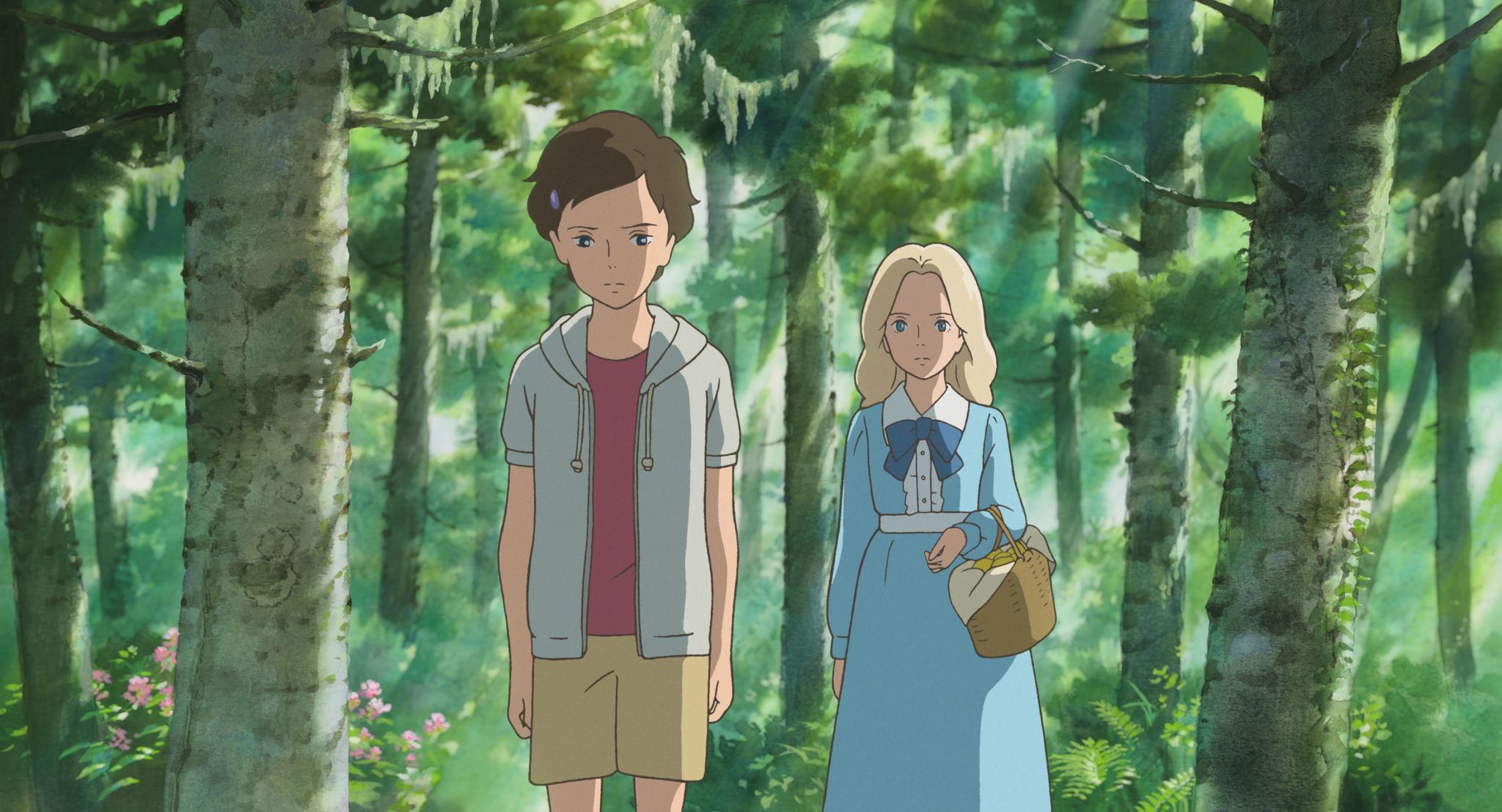 El recuerdo de Marnie de Hiromasa Yonebayashi