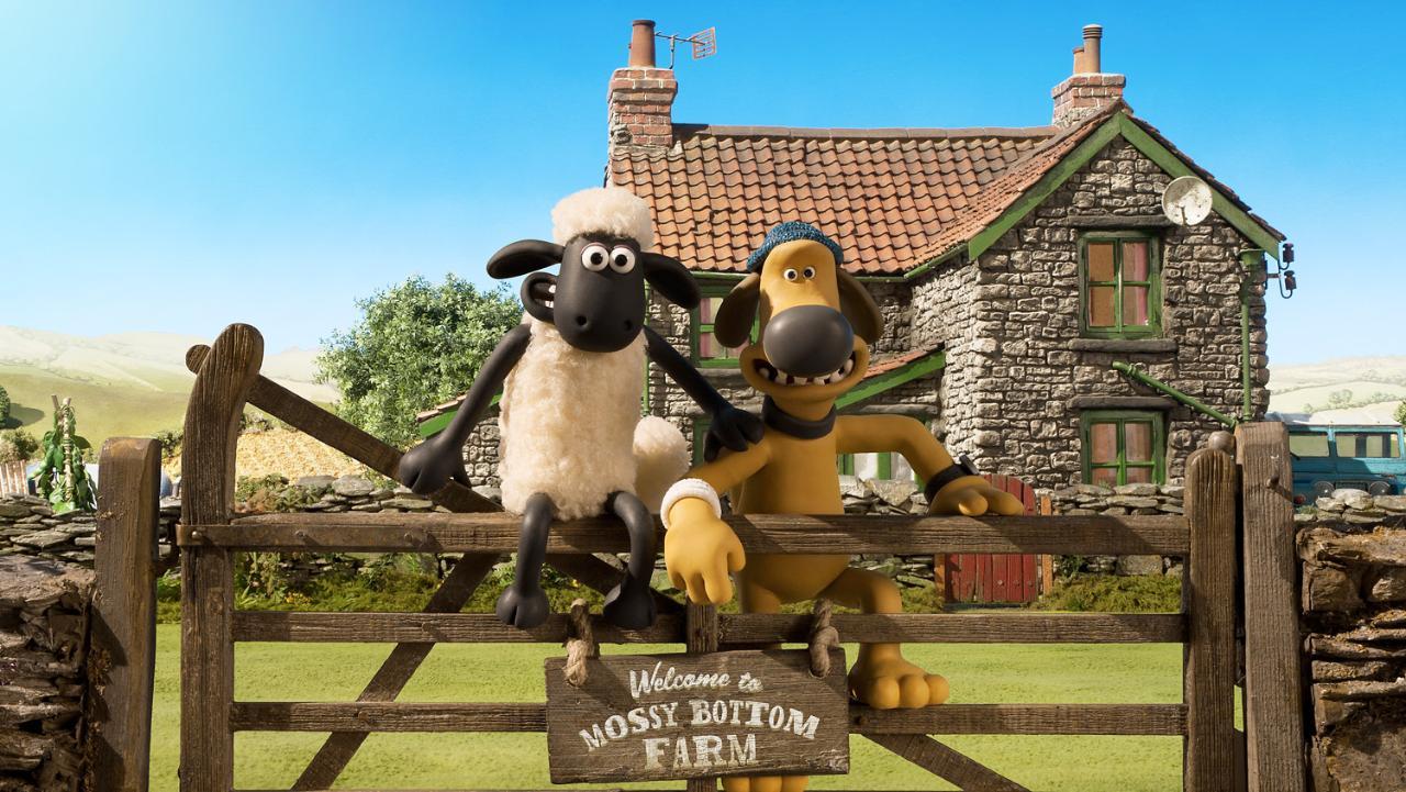 La oveja Shaun - La película de Mark Burton y Richard Goleszowski