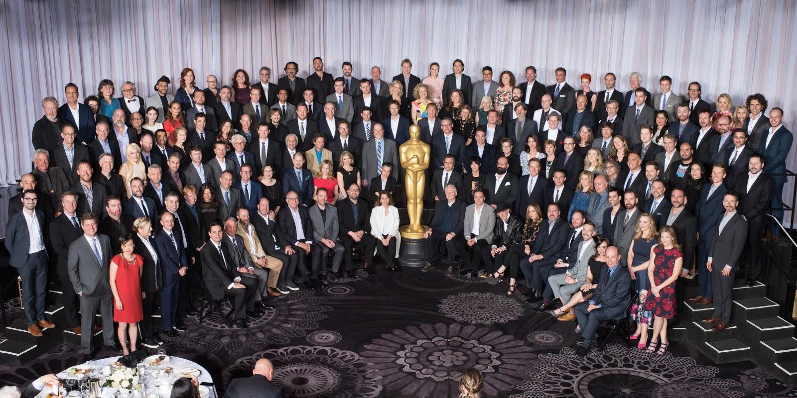 Oscar2016Almuerzonominados