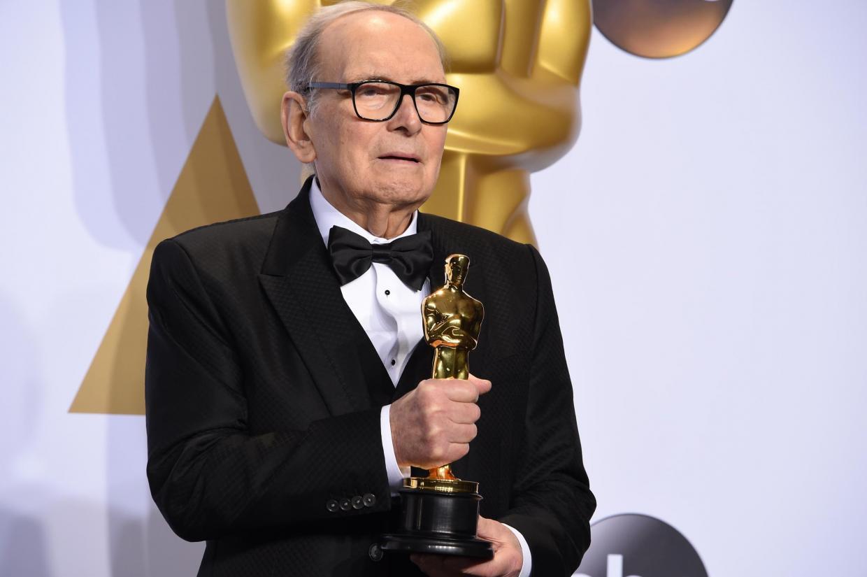 Oscar2016EnnioMorricone