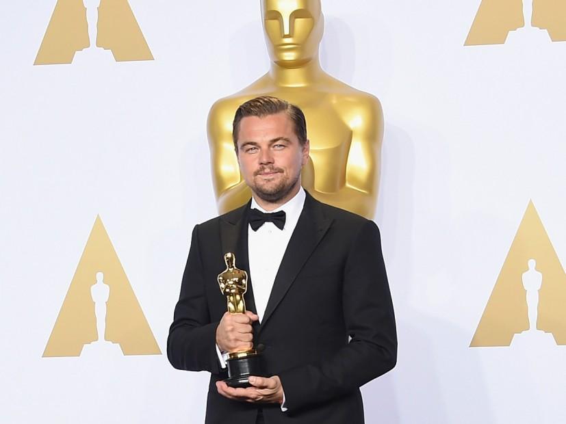 Oscar2016LeonardoDiCaprio