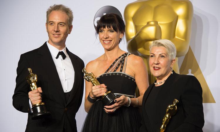 Oscar2016MadMaxMaquillaje
