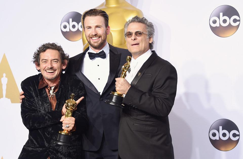 Oscar2016MadMaxMontajedesonido