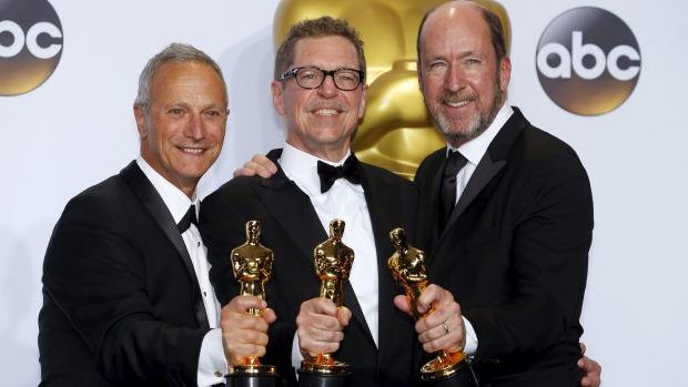 Oscar2016MadMaxSonido