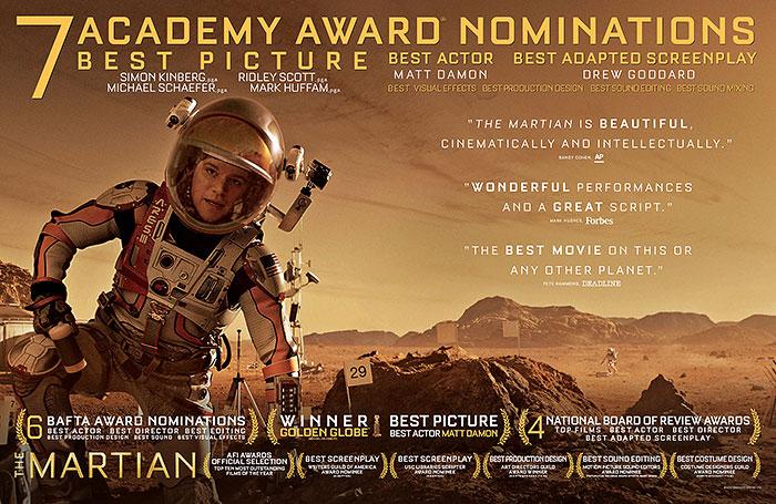 Oscar2016PeliculaMarte