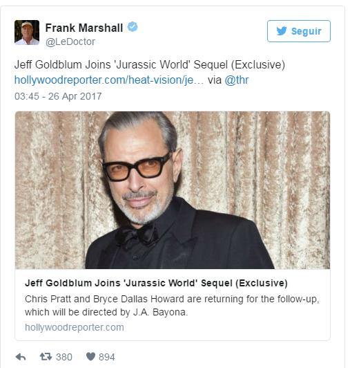 JeffGoldblumJurassic