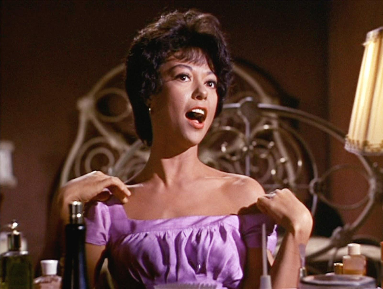 Rita Moreno en West Side Story
