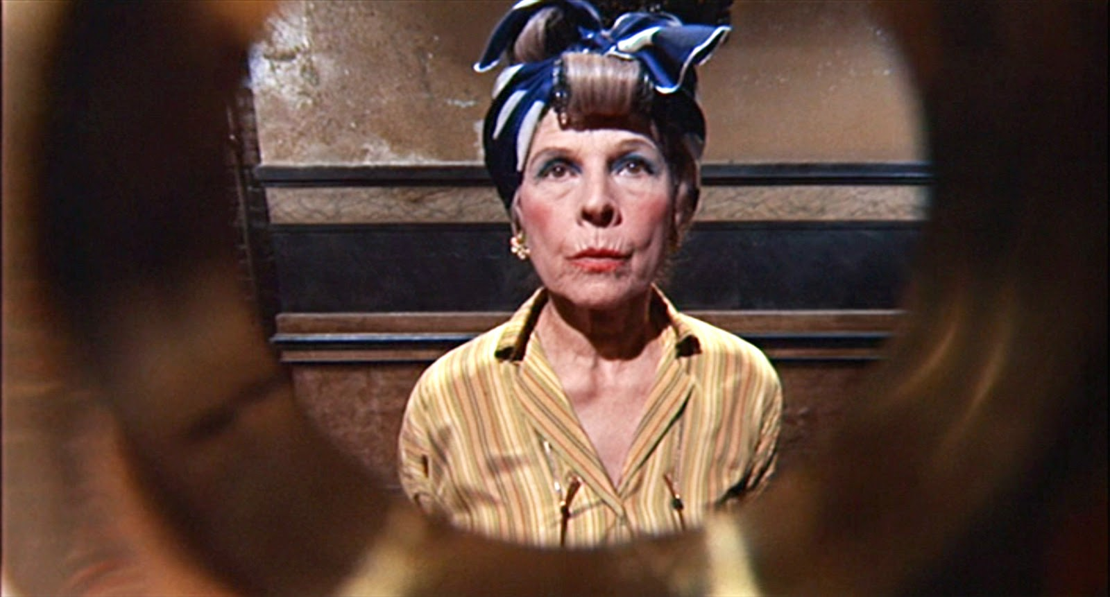 Ruth Gordon en La semilla del diablo