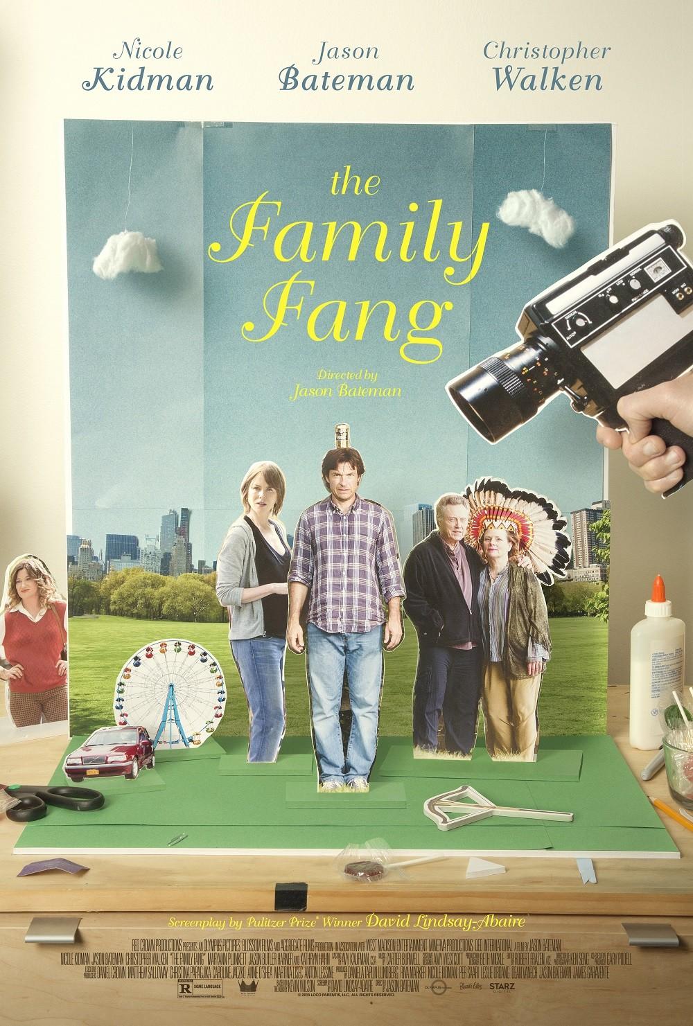ThefamilyFang