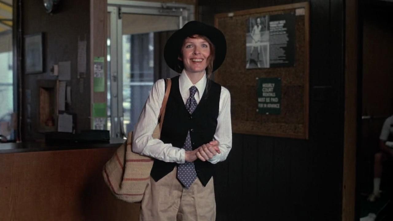 Diane Keaton en Annie Hall