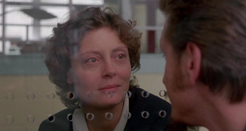 Susan Sarandon en Pena de muerte