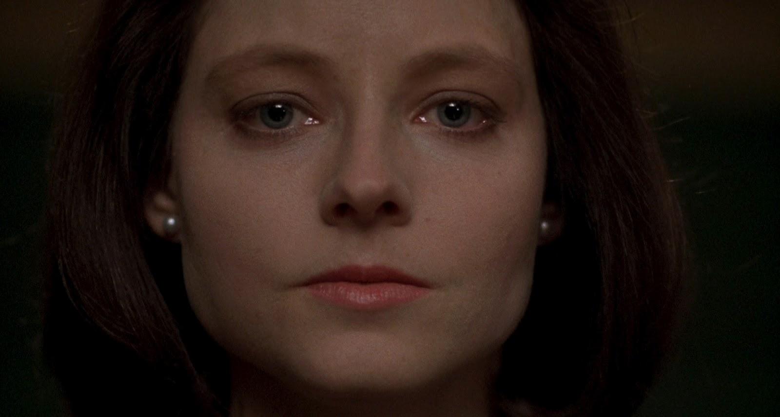 Jodie Foster en El silencio de los corderos