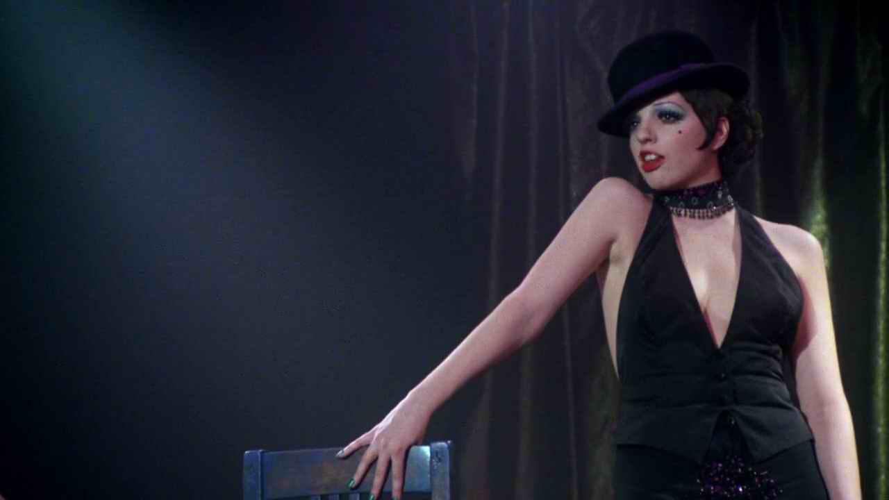 Liza Minnelli en Cabaret