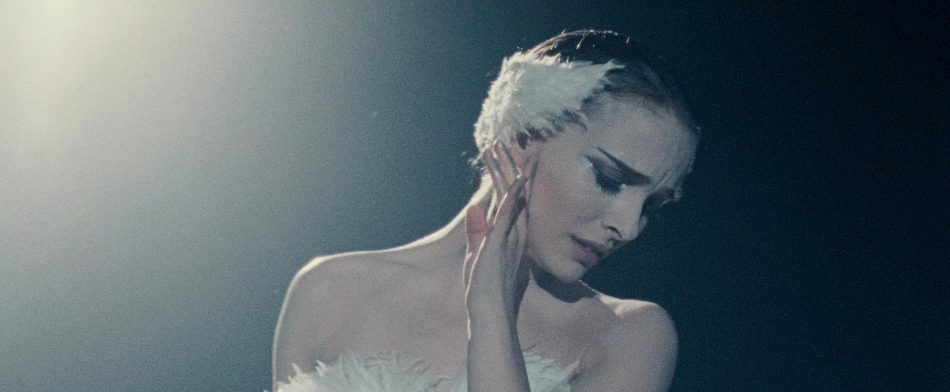 Natalie Portman por Cisne negro