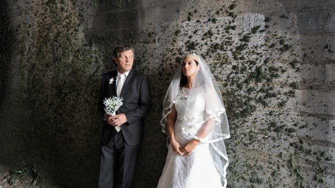 Making of for Emir Kustorica movie Na mlecnom putu in Bosnia and Herzegovina AUGUST 2013 NOT FOR PUBLIC, NOT FOT PRESS