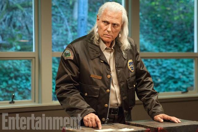 Twin Peaks Season 1 Air Date: 2017 Michael Horse
